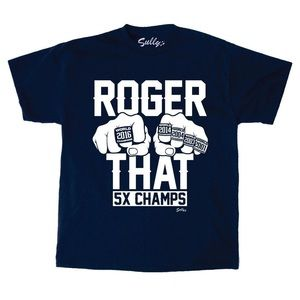 "New England Patriots ""Roger That!"" T Shirt"
